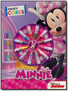 Disney - Cores - Minnie
