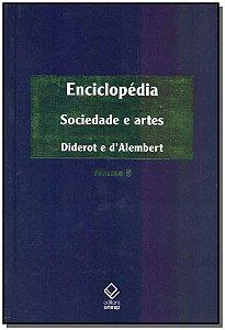 Enciclopédia - Vol.5 - Sociedade e Artes