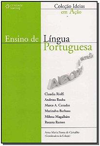 Ensino de Lingua Portuguesa - 01Ed/16