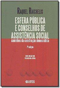 Esfera Pública e Conselhos de Assistência Social