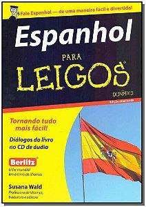 Espanhol Para Leigos - Com CD