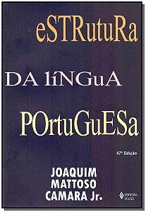 Estrutura da Língua Portuguesa