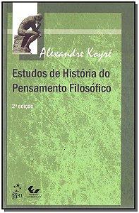 Estudos De Hist.pensamento Filosofico - 02Ed/11