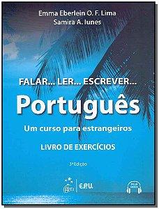 Falar...ler...escrever...Português