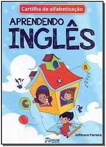 Cartilha de Alfabetização Aprendendo Inglês