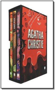 Col. Agatha Christie - Box 3- 3 Vol. ( Laranja)