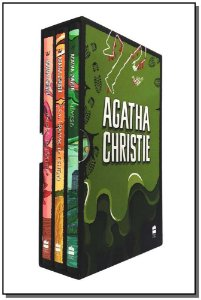 Col. Agatha Christie - Box 4 - 3 Vol. ( Verde)
