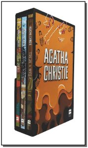 Col. Agatha Christie - Box 6 - 3 Vol. ( Mostarda)