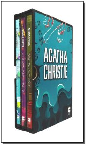 Col. Agatha Christie - Box 8 - 3 Vol. ( Verde Escuro)