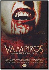 Coleção Sobrenatural: Vampiros - Vol.1