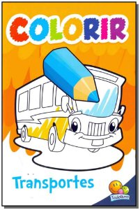 Colorir - Transportes