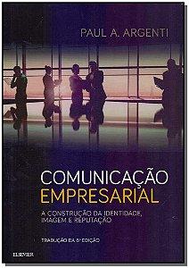 Comunicação Empresarial - (Elsevier)