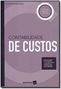 Contabilidade de Custos - 05Ed