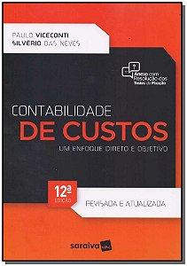 Contabilidade de Custos - 12Ed/18