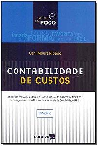 Contabilidade de Custos (Em Foco) - 10Ed/17