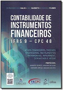Contabilidade de Instrumentos Financeiros -01Ed/18