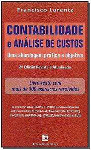 Contabilidade e Análise de Custos - 02Ed/18