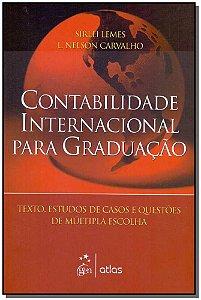 Contabilidade Internacional Para Graduação - 01Ed/10