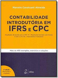 Contabilidade Introdutória em Ifrs e Cpc - 02Ed/18