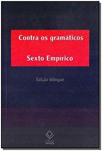 Contra os Gramáticos - Edição Bilíngue