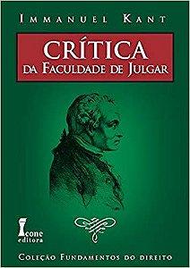 Crítica da Faculdade de Julgar