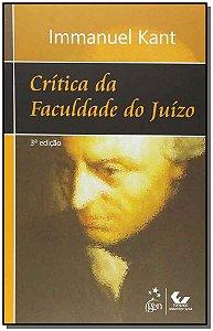 Crítica da Faculdade do Juízo