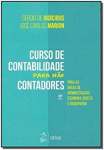 Curso de Contabilidade Para Não Contadores - 08ed/18