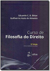 Curso de Filosofia do Direito - 13Ed/18