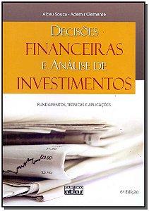 Decisões Financeiras e Análise de Investimentos - 06Ed/08