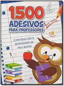 1500 Adesivos Para Professores - Em Inglês - Contribua com o Aprendizado de Seus Alunos!