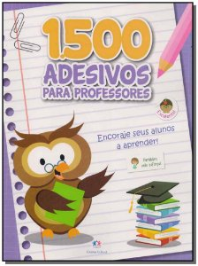 1500 Adesivos Para Professores - Encoraje Seus  Alunos a Aprender!