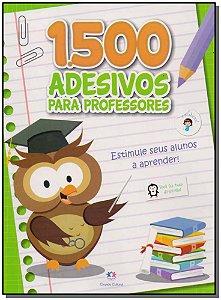 1500 Adesivos Para Professores - Estimule Seus Alunos a Aprender!