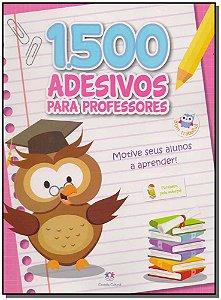1500 Adesivos Para Professores - Motive Seus Alunos a Aprender!