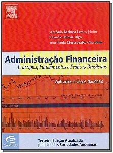Administração Financeira - 03Ed/10