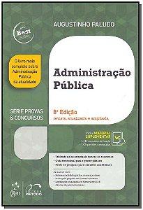 Administração Pública - 08Ed/19