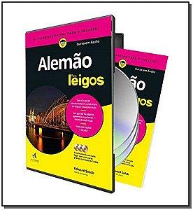 Alemão Para Leigos - Curso em Áudio - Com CD