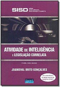 Atividade de Inteligência e Legislação Correlata