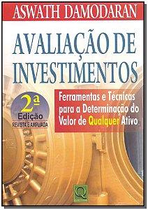 Avaliação de Investimentos