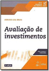 Avaliação de Investimentos - (Atlas)
