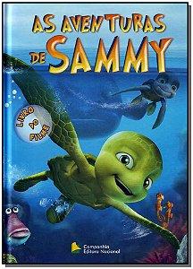Aventuras de Sammy, as  - Livro do Filme