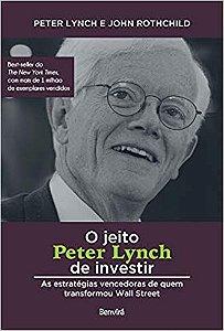 JEITO PETER LYNCH DE INVESTIR - 02ED/19, O