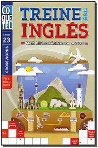 Coquetel - Treine Seu Inglês - Fácil/Médio/Difícil - LV. 23