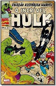 Col. Histórica Marvel - O Incrível Hulk - Vol. 12