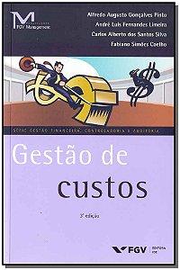 Gestão de Custos - 03Ed