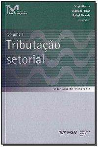 TRIBUTACAO SETORIAL - VOL.1 - 01ED/18