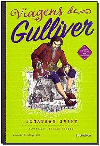 VIAGENS DE GULLIVER - (AUTENTICA)