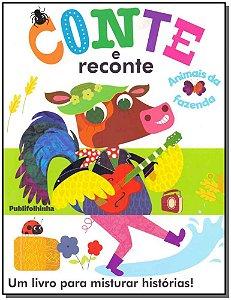 Conte e Reconte - Animais da Fazenda