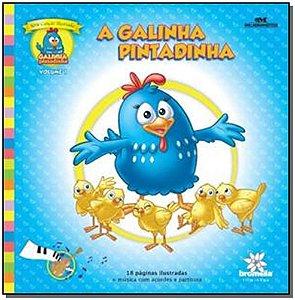 Galinha Pintadinha - Vol.01