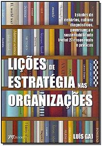 Lições de Estratégia nas Organizações