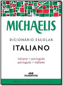Michaelis - Dicionário Escolar Italiano - 02Ed/09